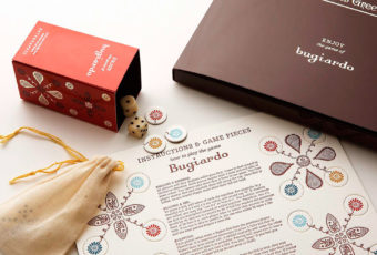 Datagraphic Bugiardo Board Game