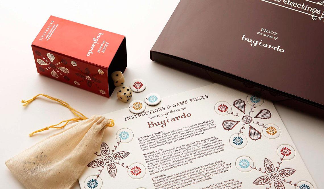 Custom Printed Board Game