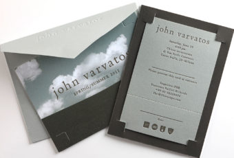 JOHN VARVATOS INVITATION