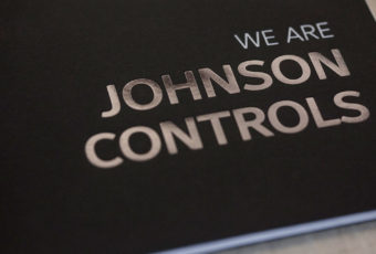 Johnson Controls: International Brand Book d'Elegance