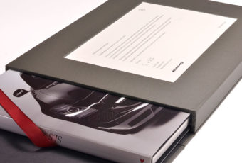 MERCEDES-BENZ PRESENTATION BOOK