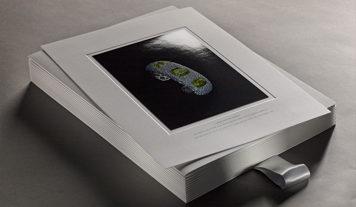Over-the-top beauty requires suitable packaging. & David Yurman High Jewelry Presentation Box - DataGraphic Aboutintivar.Com