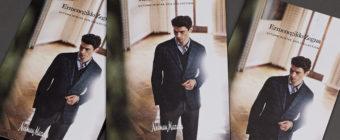 Ermenegildo Zegna Neiman Marcus Catalog