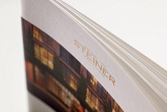 Steiner Real Estate Presentation Book