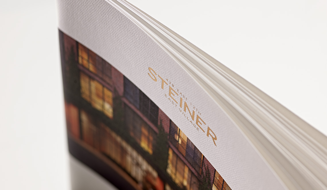 Steiner Real Estate Presentation Book