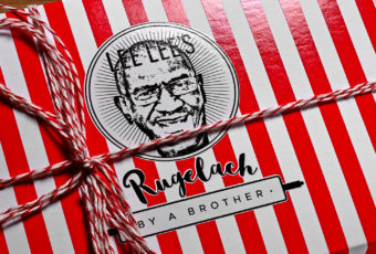 Lee Lee's Rugelach Packaging