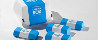 Warby's Launch Box
