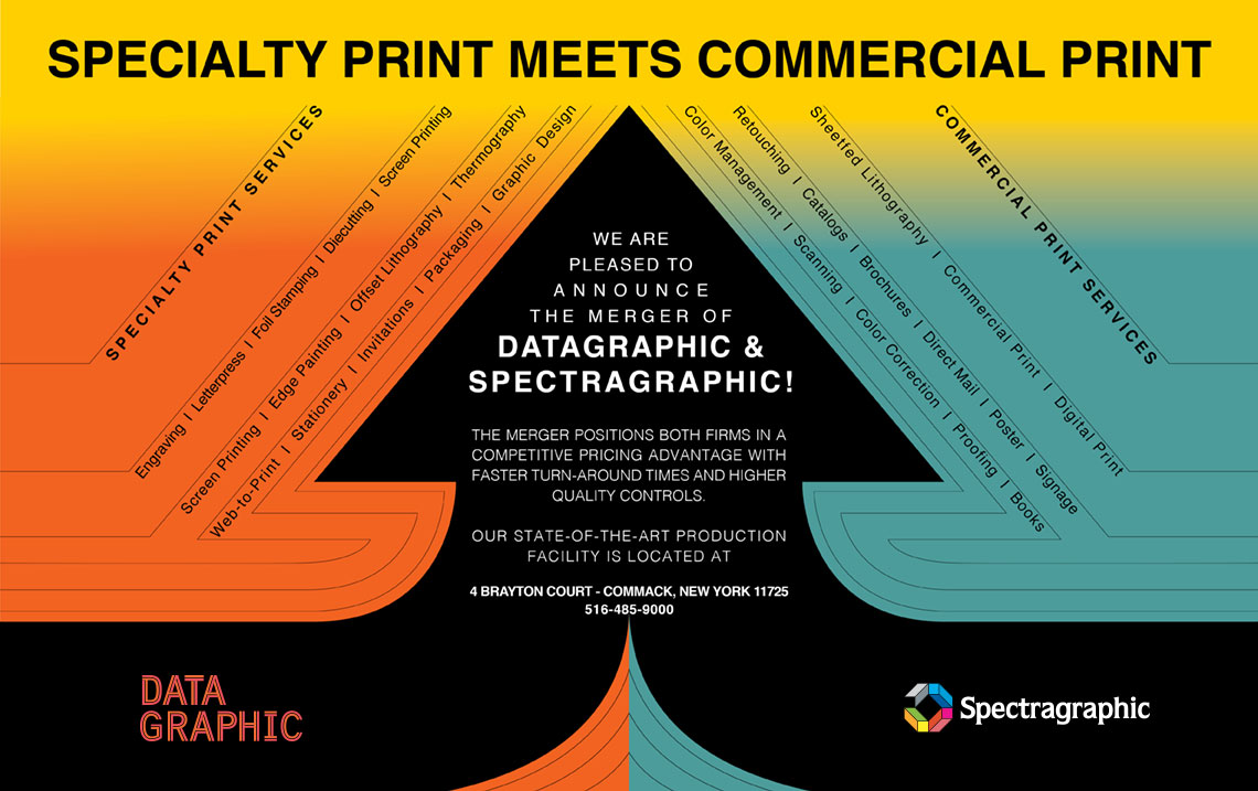 Specialty Print Meets Commercial Print