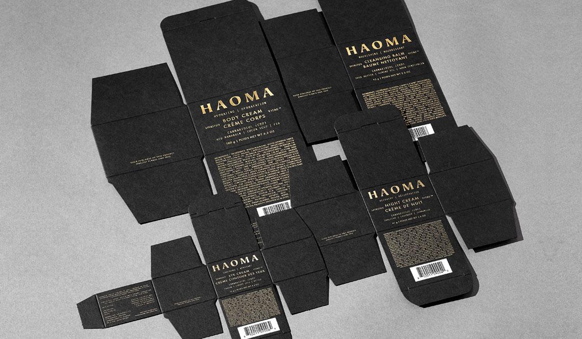 luxury cosmetics packaging