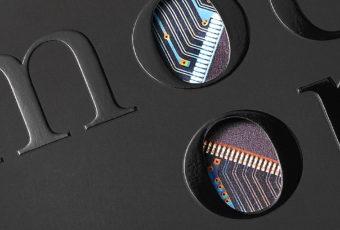 Custom String Tie Envelope