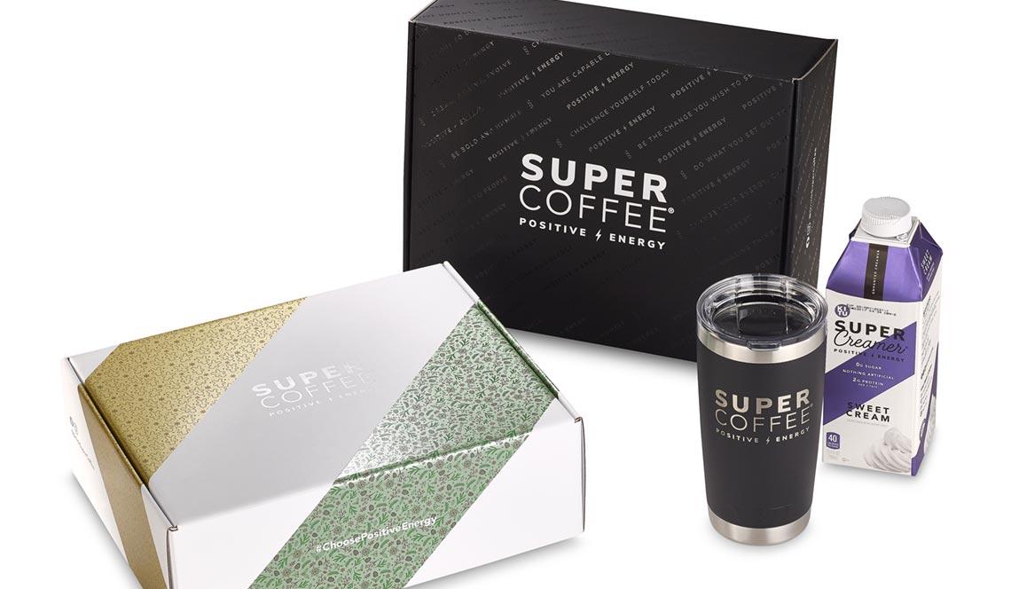 influencer kit packaging