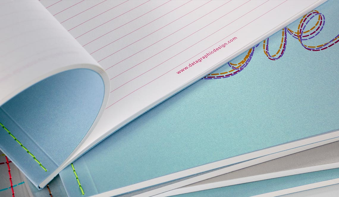 Side Sewn Notebooks