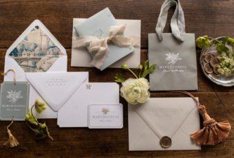 Luxury Branded Stationery